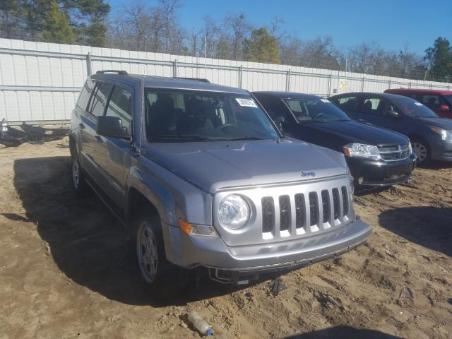 2016 JEEP PATRIOT SP - Other View Lot 30593151.