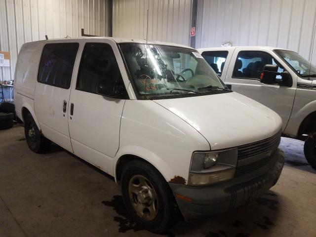 Chevrolet salvage cars for sale: 2003 Chevrolet Astro