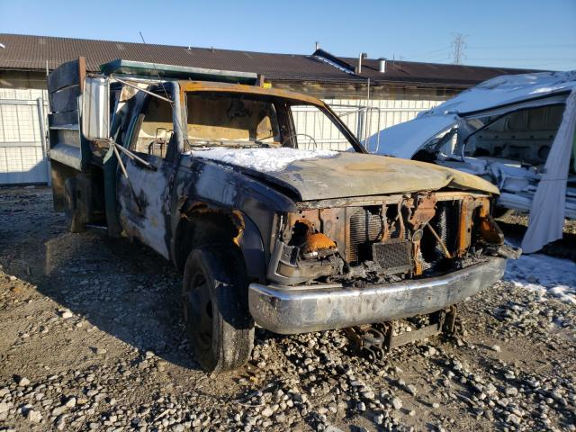 Salvage cars for sale from Copart Louisville, KY: 1999 GMC Sierra K35