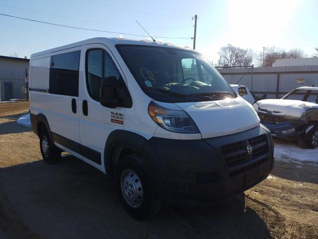Salvage cars for sale from Copart Bridgeton, MO: 2017 Dodge RAM Promaster