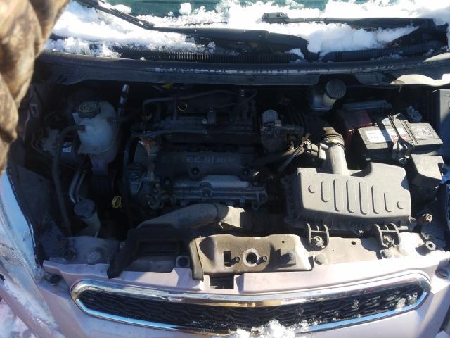 2013 CHEVROLET SPARK 1LT KL8CD6S96DC563101