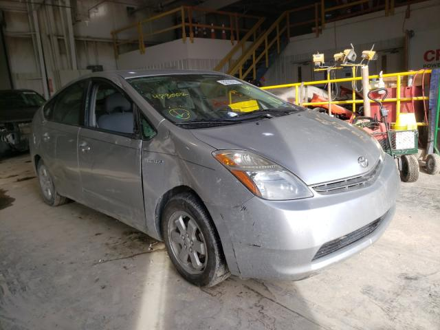Salvage cars for sale from Copart Kansas City, KS: 2009 Toyota Prius