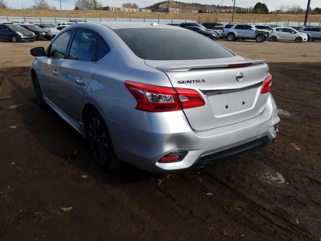 купить 2018 Nissan Sentra S 1.8L 3N1AB7AP2JY206076
