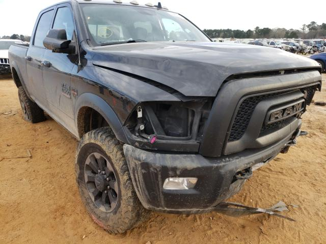 Salvage cars for sale from Copart Longview, TX: 2017 Dodge RAM 2500 Power