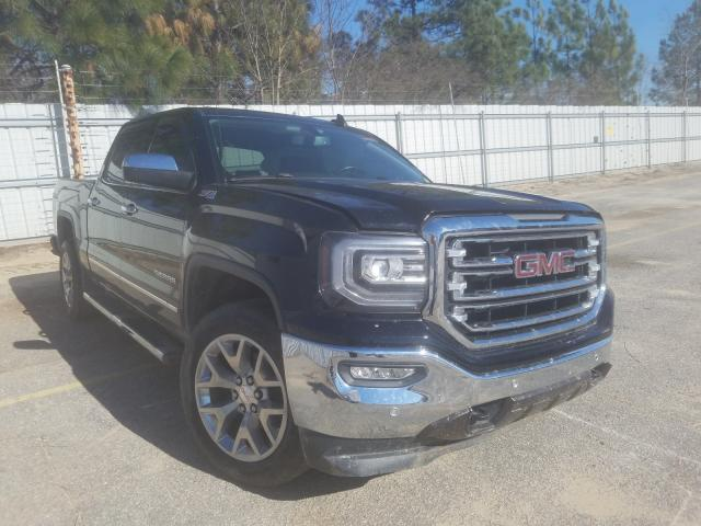 Salvage cars for sale from Copart Gaston, SC: 2016 GMC Sierra K15