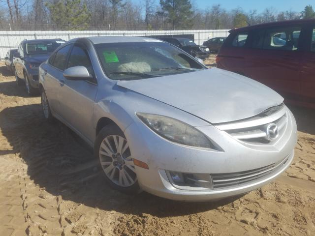 Salvage cars for sale from Copart Gaston, SC: 2009 Mazda 6 I