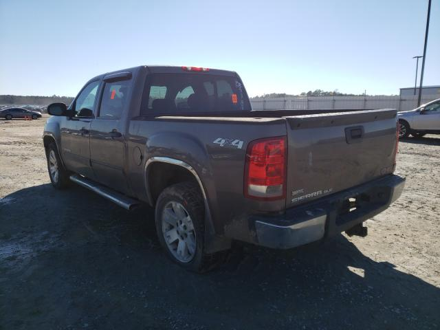 2008 GMC SIERRA K15 - Right Front View