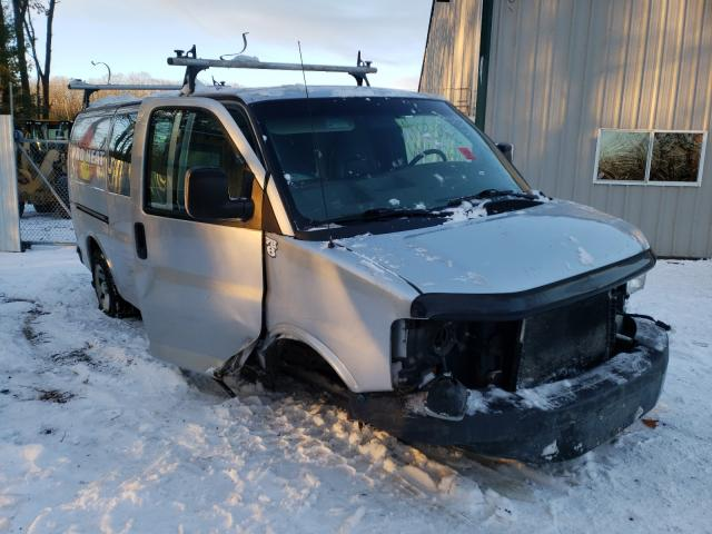 2013 Chevrolet Express G1 en venta en West Warren, MA