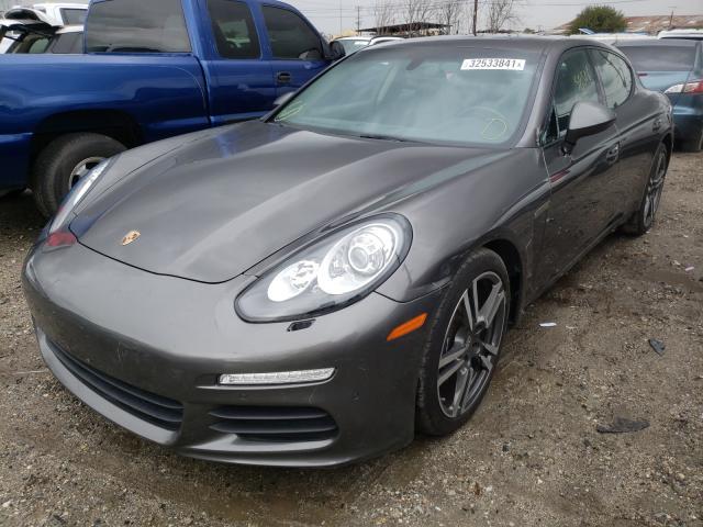 из сша 2015 Porsche Panamera 2 3.6L WP0AA2A76FL006448