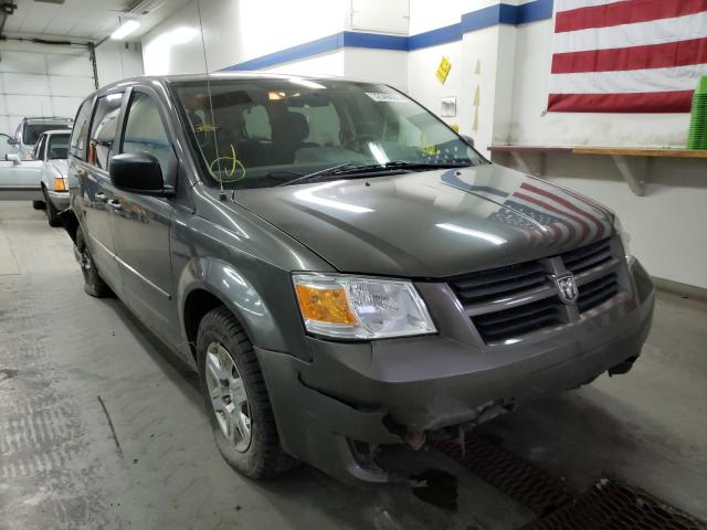 Salvage cars for sale from Copart Pasco, WA: 2010 Dodge Grand Caravan