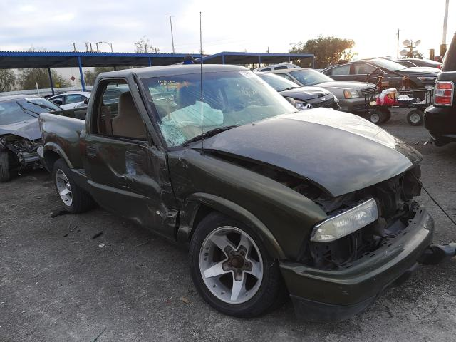 Chevrolet S10 salvage cars for sale: 2001 Chevrolet S10