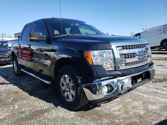 2013 FORD F150 SUPER 1FTFW1ET2DFC92075