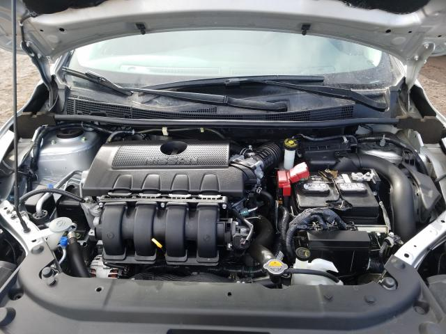 3N1AB7AP2JY206076 2018 Nissan Sentra S 1.8L