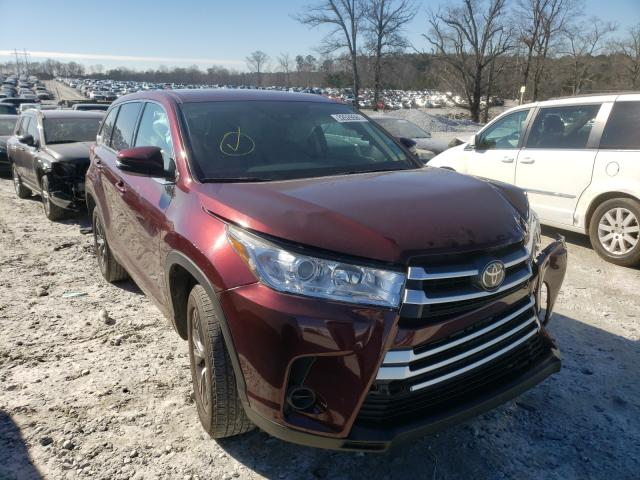 2017 Toyota Highlander for sale in Loganville, GA
