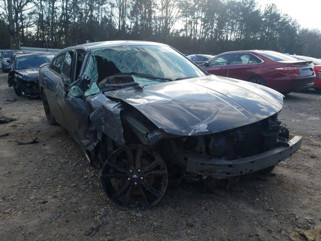 Salvage 2017 DODGE CHARGER - Small image. Lot 31944621