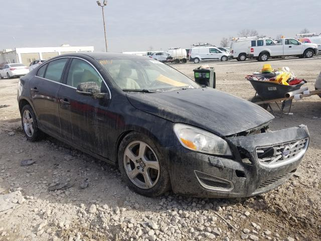 2013 VOLVO S60 T5 - Left Front View