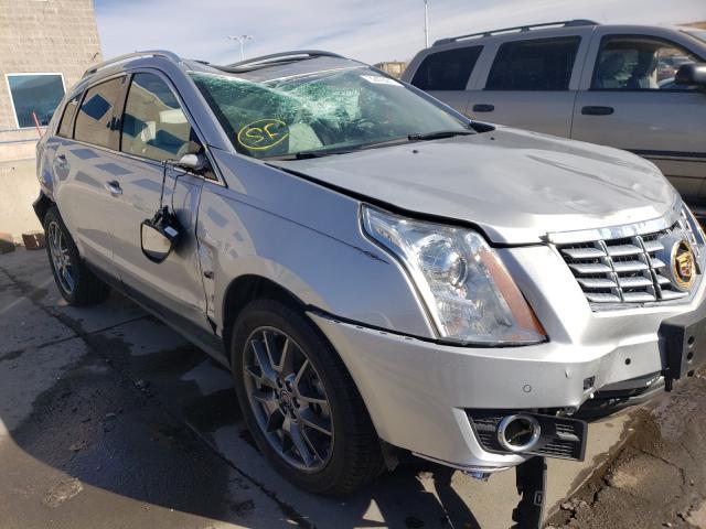 2016 Cadillac SRX | Vin: 3GYFNCE30GS570853