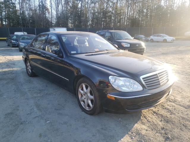 Used 2006 MERCEDES-BENZ S CLASS - Small image. Lot 31987631