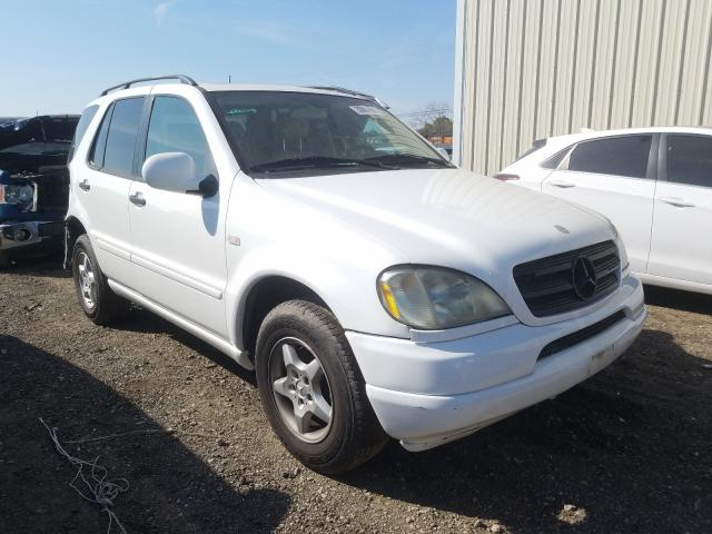 2001 Mercedes-Benz ML 320 en venta en Houston, TX