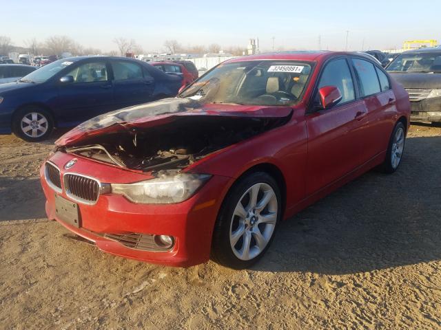 2013 BMW 3 series | Vin: WBA3A5C56DF603940