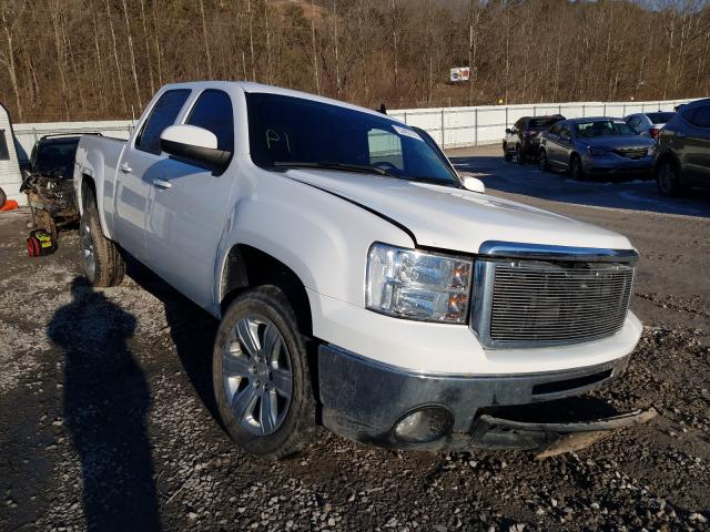 Salvage cars for sale from Copart Hurricane, WV: 2013 GMC Sierra C15