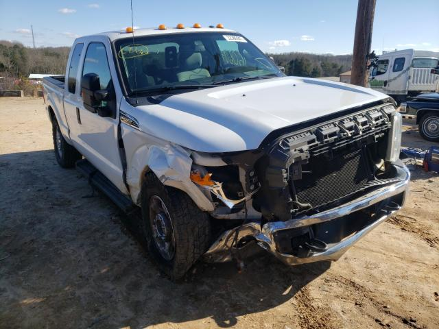 Vehiculos salvage en venta de Copart China Grove, NC: 2016 Ford F250 Super