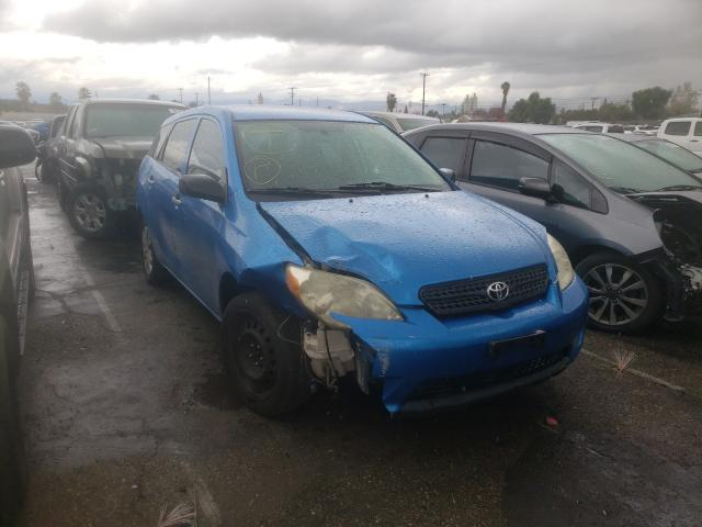 Salvage cars for sale from Copart Colton, CA: 2007 Toyota Corolla MA