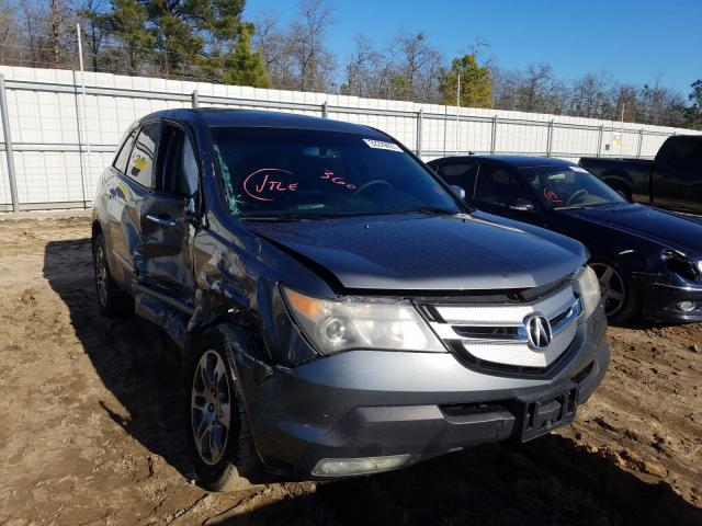 2008 ACURA MDX TECHNO - Other View