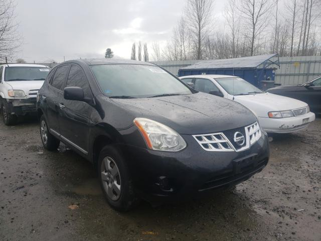 2011 NISSAN ROGUE S - Left Front View Lot 31987001.