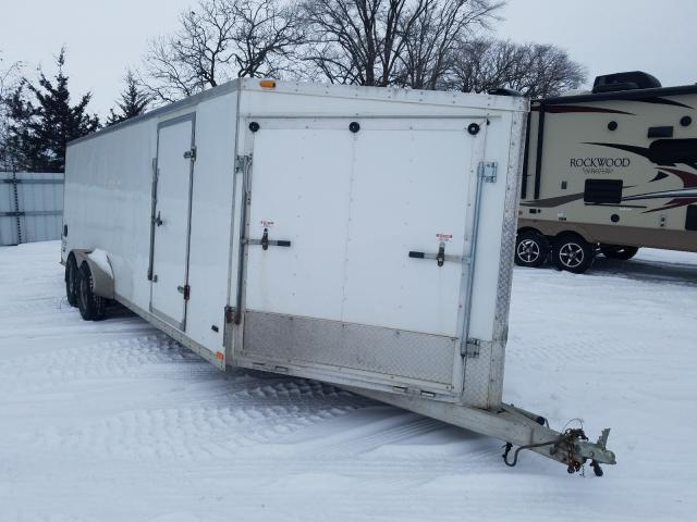 Stealth salvage cars for sale: 2012 Stealth Trailer