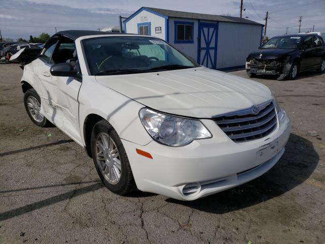 Chrysler Sebring salvage cars for sale: 2008 Chrysler Sebring