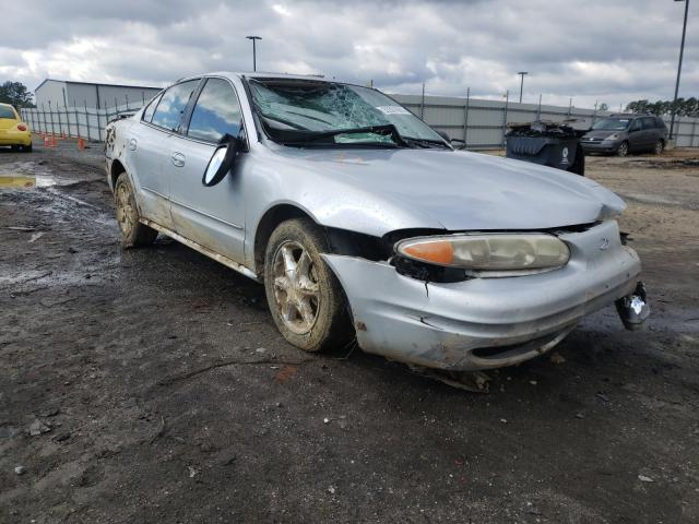 Oldsmobile salvage cars for sale: 2004 Oldsmobile Alero GL