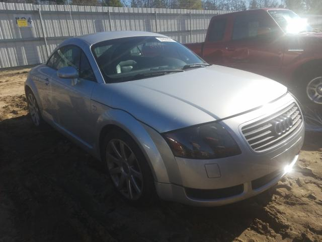 Salvage cars for sale from Copart Gaston, SC: 2000 Audi TT