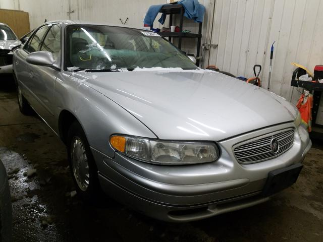 Buick Century salvage cars for sale: 2004 Buick Century