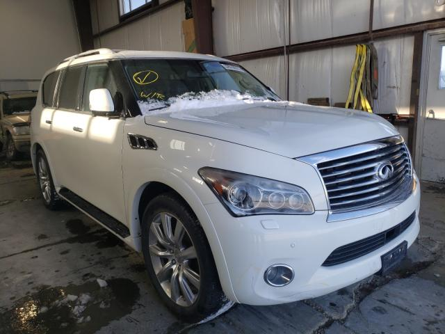 2013 Infiniti QX56 for sale in Nisku, AB