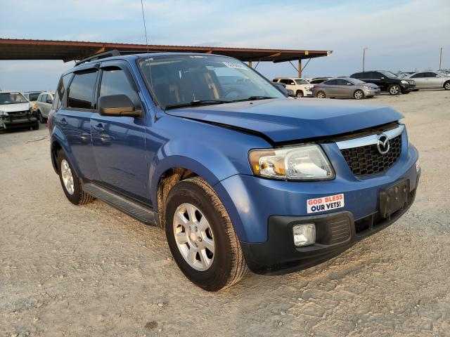 Salvage cars for sale from Copart Temple, TX: 2009 Mazda Tribute I