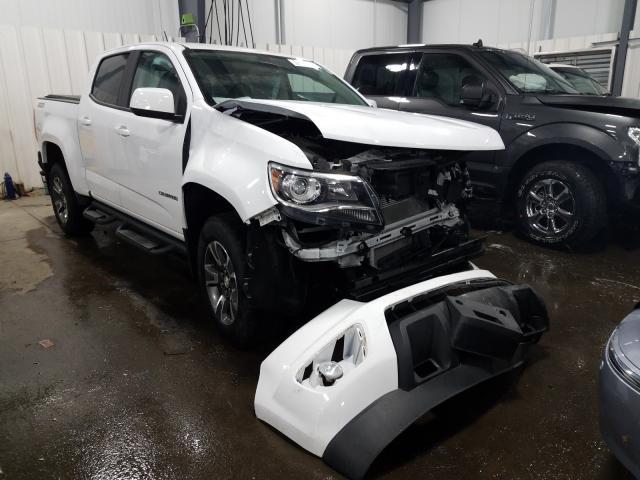 Vehiculos salvage en venta de Copart Ham Lake, MN: 2016 Chevrolet Colorado Z