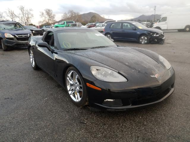 Salvage cars for sale from Copart Colton, CA: 2008 Chevrolet Corvette