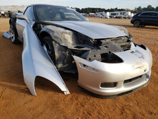 Salvage cars for sale from Copart Longview, TX: 2012 Chevrolet Corvette G