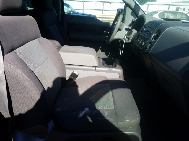 2004 FORD F150 - Left Rear View