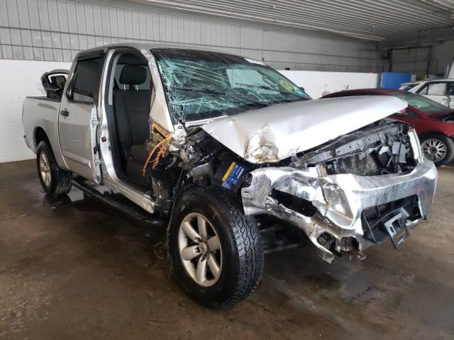 2012 Nissan Titan S en venta en Candia, NH