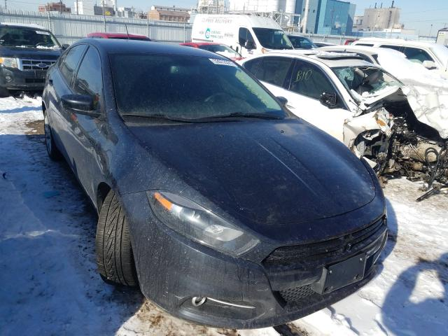 Vehiculos salvage en venta de Copart Chicago Heights, IL: 2013 Dodge Dart SXT
