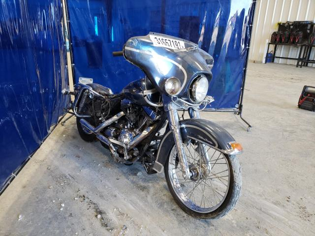 Salvage cars for sale from Copart Spartanburg, SC: 2003 Harley-Davidson Flhtcui