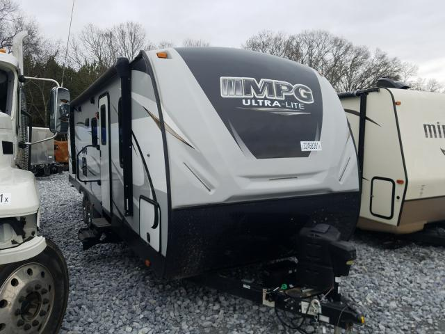 Cruiser Rv salvage cars for sale: 2019 Cruiser Rv 5THWHEEL