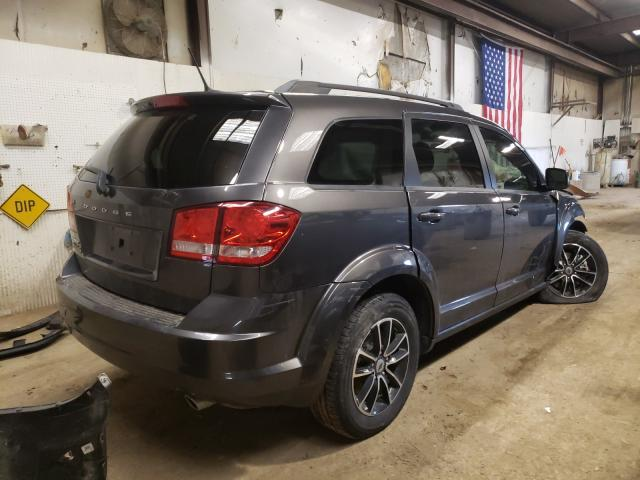 2018 DODGE JOURNEY SE - Right Rear View