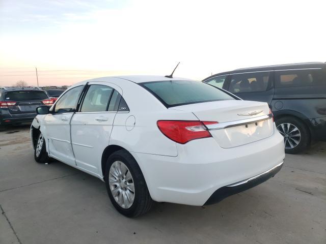 2012 Chrysler 200 | Vin: 1C3CCBAB3CN217327