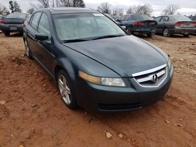 Vehiculos salvage en venta de Copart China Grove, NC: 2005 Acura TL