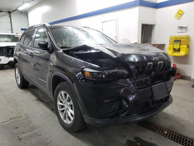 Salvage cars for sale from Copart Pasco, WA: 2020 Jeep Cherokee L