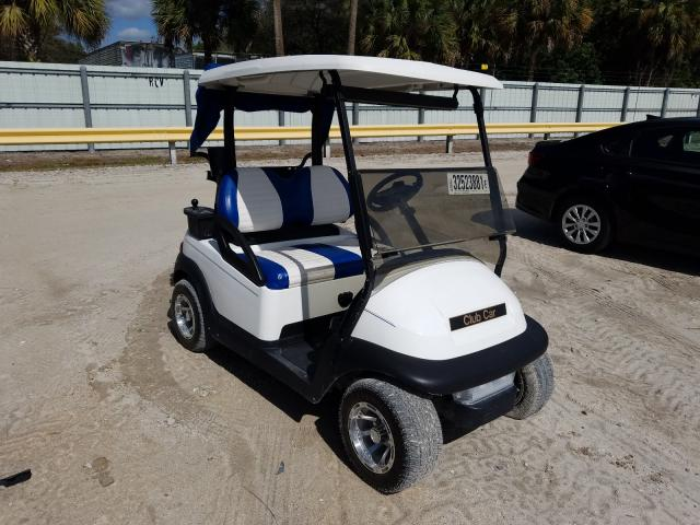 Clubcar Golf Cart salvage cars for sale: 2011 Clubcar Golf Cart
