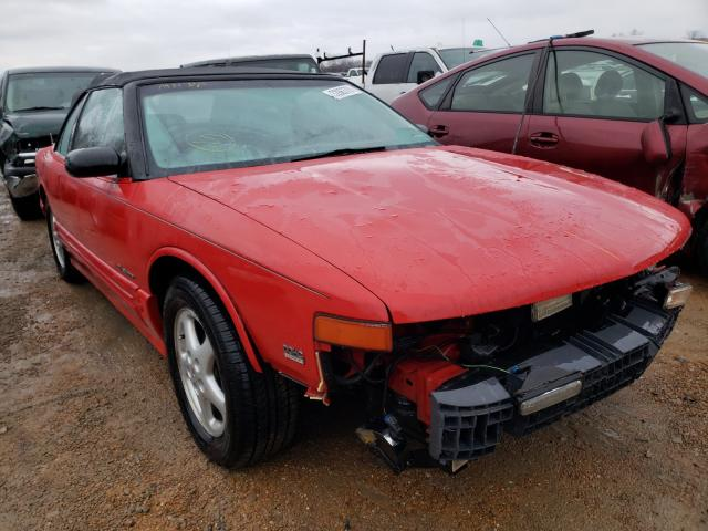 Oldsmobile salvage cars for sale: 1993 Oldsmobile Cutlass SU